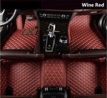 Buy car mats peugeot 308 and get free shipping on AliExpress.com