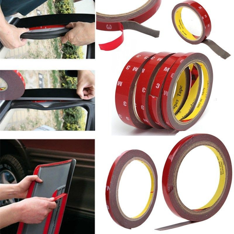 5M Finish Line Knifless Tape Car Wrapping Vinyl Sticker Films Decals Rol NFG