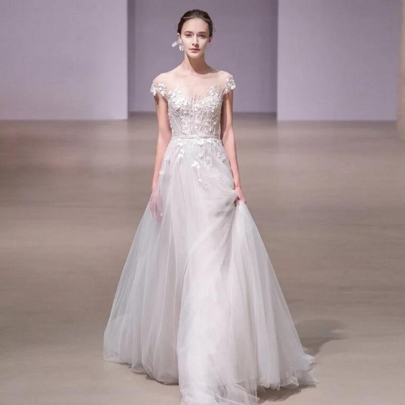 Bohemian Dress Fashion Bride 2018