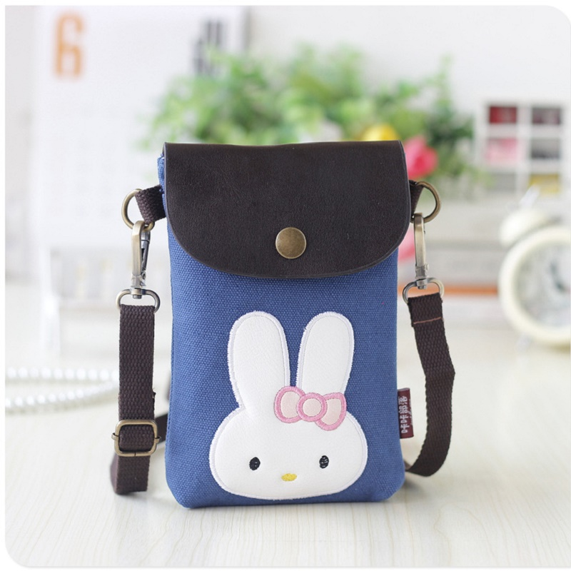 34f0a44571 Canvas   PU leather cartoon printing children school bag kids messenger  travel phone pouch bag for kindergarten baby girls boys-in School Bags from  Luggage ...