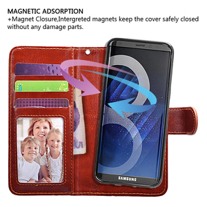 Image 4 - For Samsung NOTE 10+ Case Flip Cover 2 in 1 Detachable Wallet PU Leather Case For S8 Plus S9 S9+ S10 S10 +  S10E NOTE 9/NOTE 10+