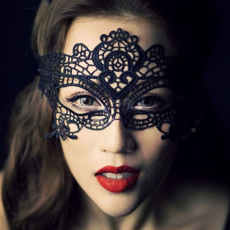 Buy Woman Adult Sexy Bondage Tools Blindfold Blinder Bdsm SM Erotic Slave Sex Toys Black Eye Mask Sex Products Fetish Restraint