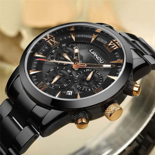 Men's Fashion Business Wristwatches