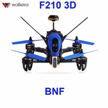 Walkera F210 3D Racer Without Transmitter Racing Drone Quadcopter with OSD / 700TVL Camera BNF F18851