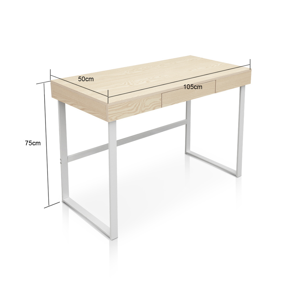 office writing table. IKayaa Modern Metal Frame Computer Desk OfficeTable With Drawer Study Writing Office Furniture US FR DE Stock On Aliexpress.com | Alibaba Group Table