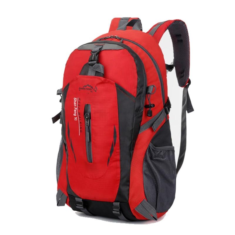 цена на Fashion Men Women Backpack Nylon Large Capacity Laptop Backpacks Multifunction Waterproof Student Travel Bags Mochilas