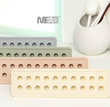 Creative Cooking Tools Softness Food Grade Silicone Mold Ice Cube Tray Kitchen Accessories Ice Hockey 20