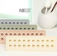 Kreative Kochen Werkzeuge Weichheit Lebensmittelqualität Silikon Form Eiswürfelschale Küche Zubehör Eishockey 20 Grids Eismaschinen