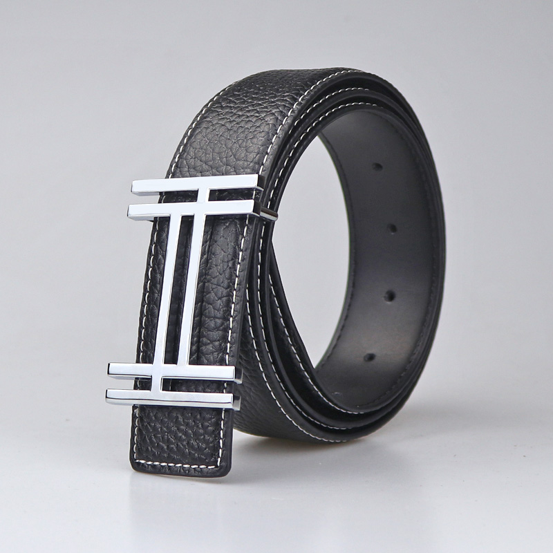 COINED Mens Classical Design Leather Belts