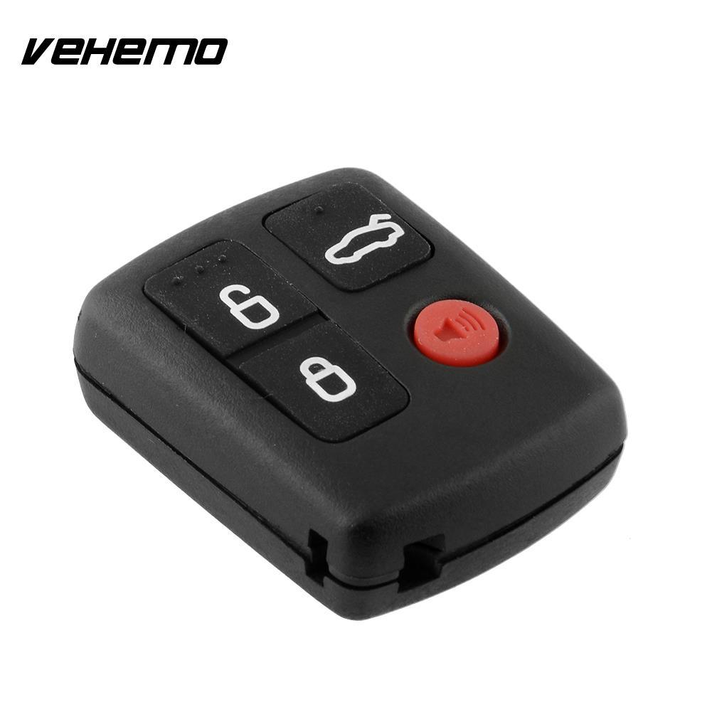 Di Controllo Remoto Chiave Fob Tastiera Per Ford Ba/bf Falcon Berlina/wagon 4 Pulsante