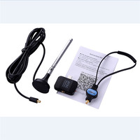 ATSC D204 Mobile Live TV Streaming Black ATSC TV Tuner For Android Phone Tablet North America