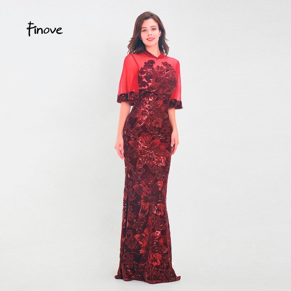 ba53f0a7fa Hot Sale] Jusere Real Photos High Neck Formal Dress Sleeveless ...