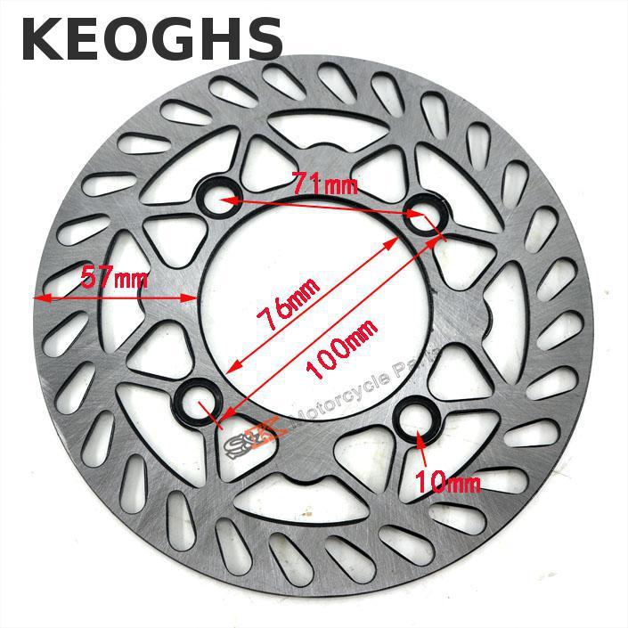 Keoghs Мотокросс Тормозной диск/ротора 190мм 200мм 210мм 220мм для Cqr Кавасаки грязи рН велосипед Бфб