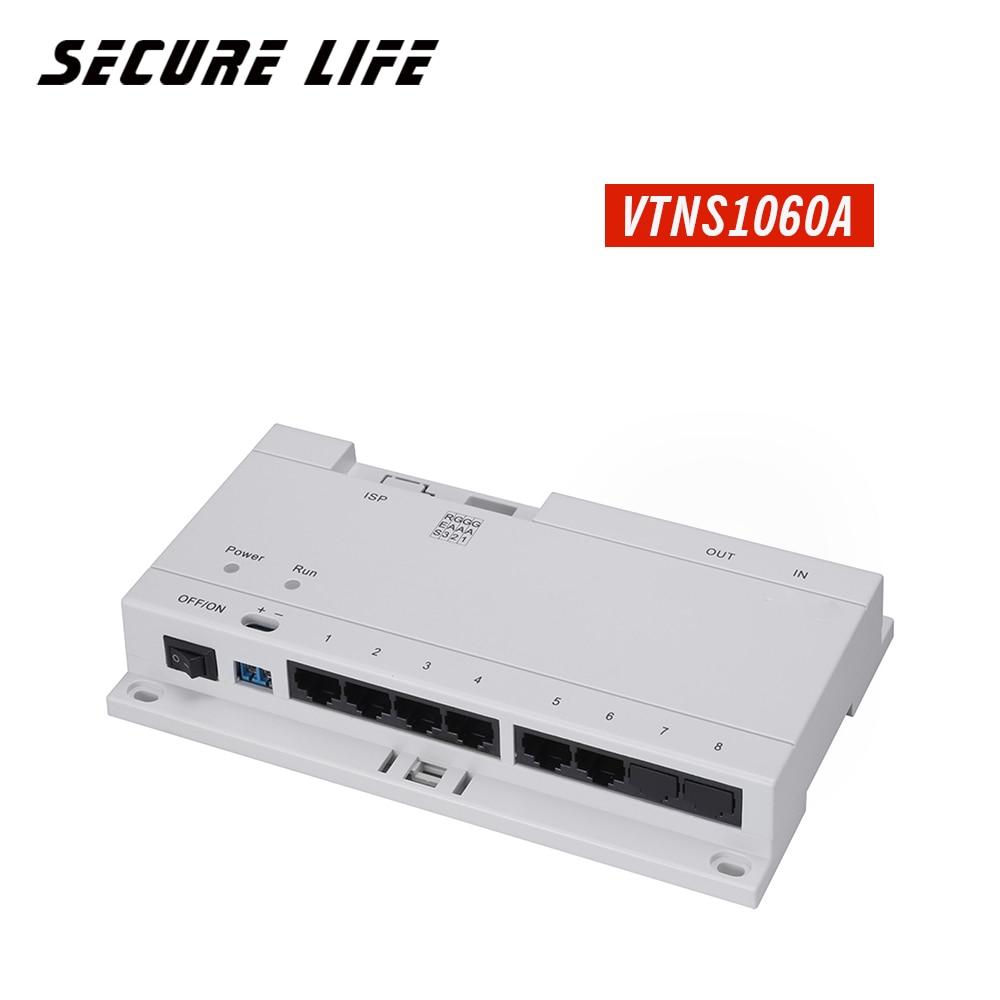 100% Wahr Vtns1060a Netzwerk Netzteil Für Ip System