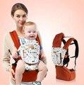 Mejor Venta Correa Del Bebé Honda Del Bebé Transpirable Bebé Multifuncional Ahorro De Trabajo Bolsa de Cintura Correas de la Cruz Volver Cintura Heces Bordo
