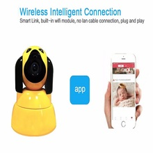 360 Degree 720P HD Smart Dog IP Camera Wireless CCTV P2P Baby Monitor Wifi Camera P/T Micro Card H.264 Home Security  Network