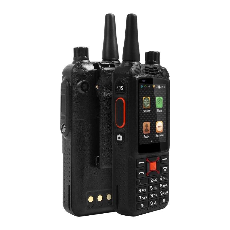 Upgrade F22 + Dual SIM WCDMA Zello PTT 3G NETZWERK Walkie Talkie Radio Android Handy 2,4 Inch Touch bildschirm 512MB RAM 4GB ROM
