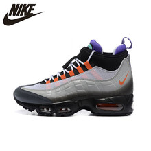 on sale 0176b a8e16 NIKE AIR MAX 95 SNEAKERBOOT Men s Running Shoes,Outdoor Sneakers Shoes,  Abrasion Resistant,