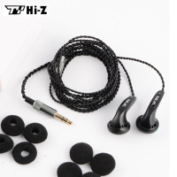 Portable TY Hi Z 150ohm In Ear Earphone HP150 HiFi Super Bass Flat Head Earbud Earphones