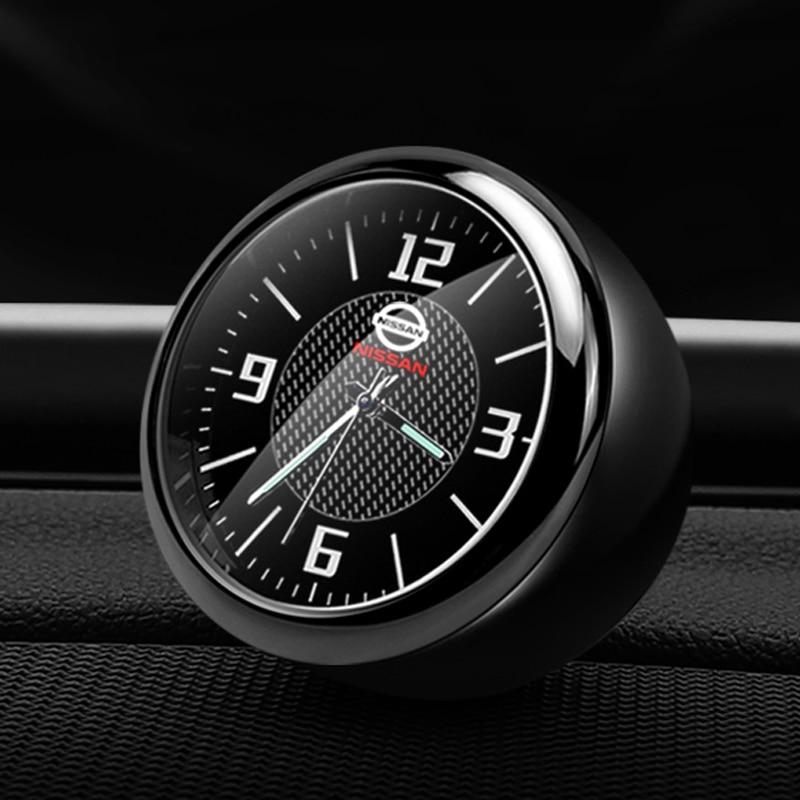 Car Quartz Clock Socket Clock Car Interior Fragrance Electronics For Nissan New Xuan Yi, Etc. Clock Accessories
