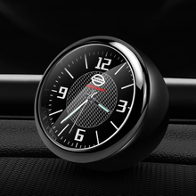 Car Quartz Clock Socket Interior Fragrance Electronics For Nissan New Xuan Yi, etc. accessories