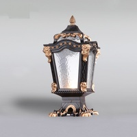 creative outdoor courtyard villa wall light column door outdoor lamp post Villa courtyard lights wall lamps ZA1118439