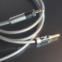 HiFi MPS X-7 HiFi 5N OCC+24K Gold Plated Plug 3.5mm-2.5 For Shur e SRH940/SRH840/SRH750/SRH740 Audio cable