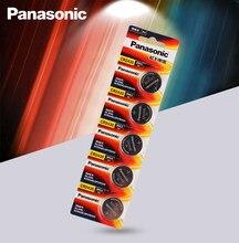 5pcs Original Panasonic CR2430 3 CR 2430 V Bateria De Lítio Botão Celular Coin Baterias Para Relógios, relógios, aparelhos auditivos