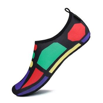 057d5581948 Aqua zapatos de verano zapatos de agua zapatos de los hombres de playa