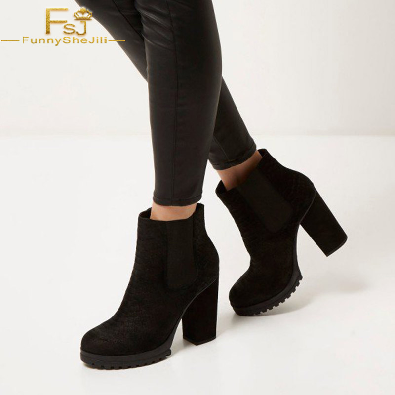 black booties for dating