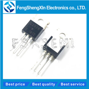Image 2 - 10 Stks/partij 2SC2078 C2078 E Power Transistors 220
