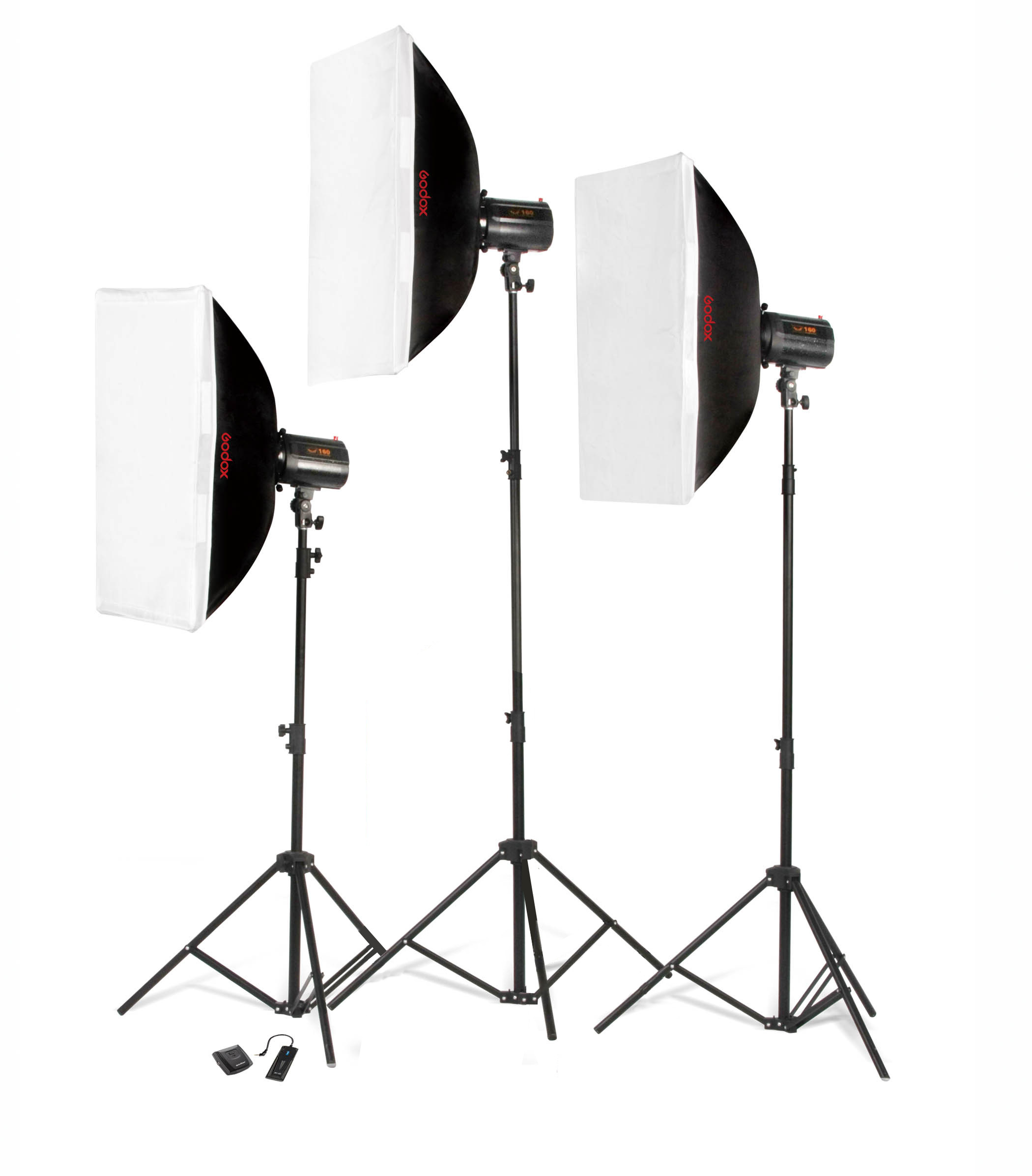 godox studio flash photography lighting set lamps camera ...