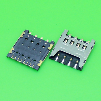 ChengHaoRan 1 Piece Sim card holder replacement for HUAWEI HOL-T00 3C sim card tray slot connector.KA-037 image