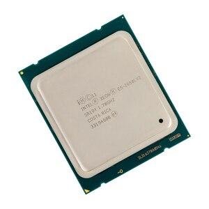 Image 2 - Processeur dordinateur de bureau Intel Xeon E5 2650L V2 2650L V2 dix cœurs 1.7 GHz 25 mo L3 Cache LGA 2011 serveur utilisé CPU