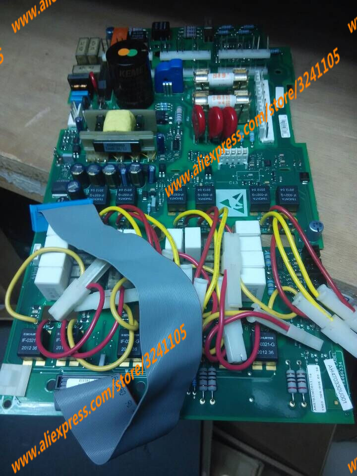 Land Dc Governor 590P/ 40-165a Power Panel  AH470330U001  Module
