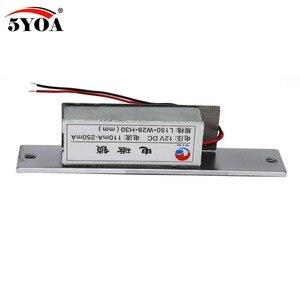 Image 5 - Serratura di Portello elettrica Per Il Sistema di Controllo di Accesso Nuovo Fail safe 5YOA Brand New StrikeL01