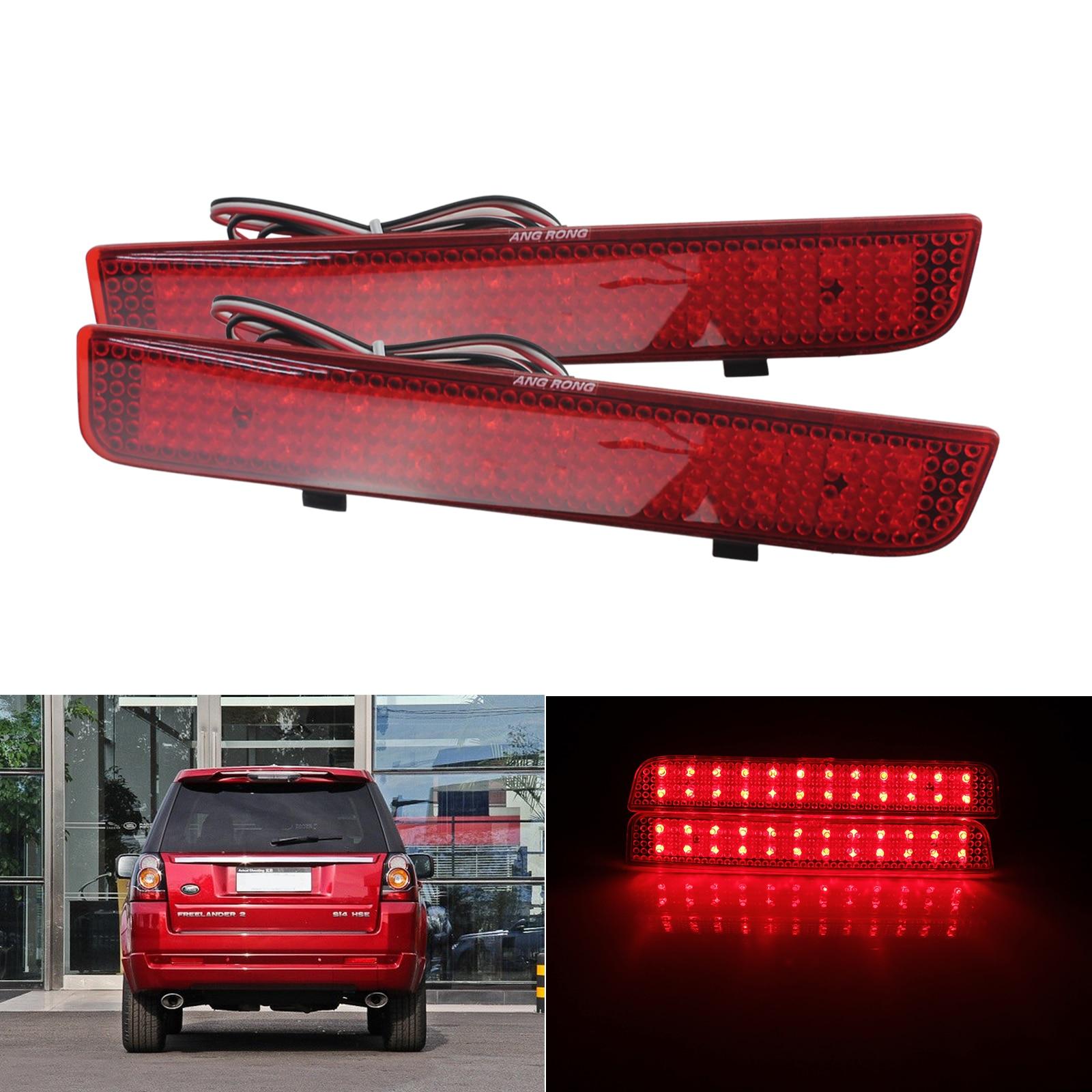 Rear Light Clear//Red 2005-2009 NS Left lamp nearside N//S for Range Rover L322