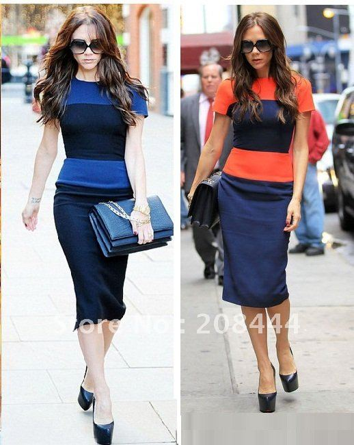Victoria Beckham Short Dresses – fashion dresses 6b1de0bdc8f8