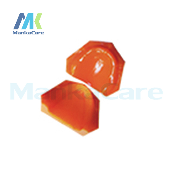 Manka Care - Made by imported resin. Used for modulus internship with anatomical shape groove ridge toothless jaw model manka care teeth preparation made of imported resin can be used for both operative dentistry and prosthodontics