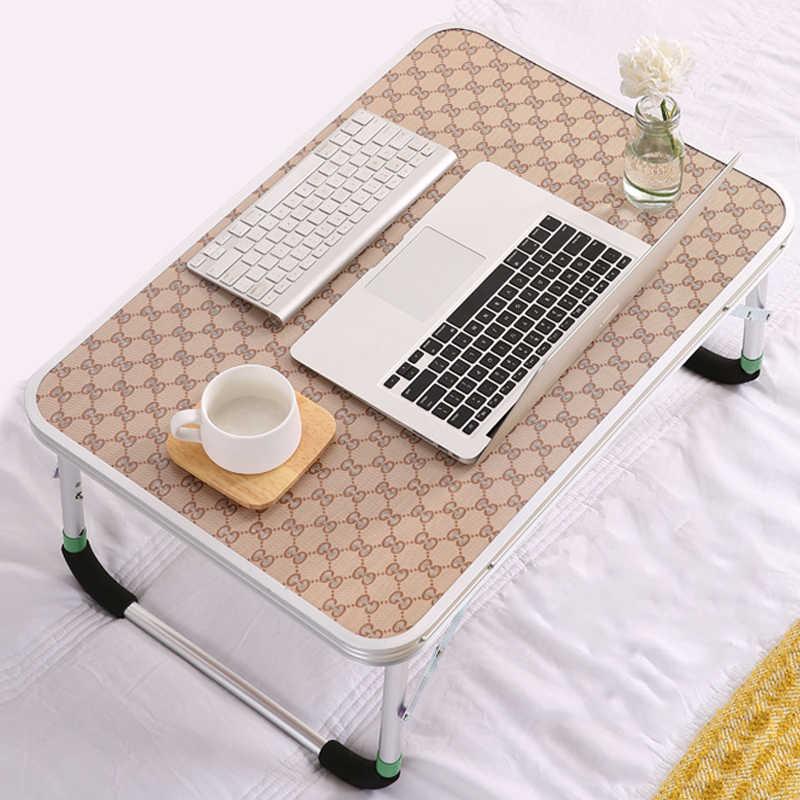 70x47,5x31 см портативный складной столик для ноутбука, железный стоковый диван-кровать, Офисная подставка для ноутбука, компьютерный стол для ноутбука