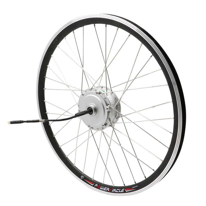 """36V 48V BAFANG moteur eBike Kit Kit de Conversion de vélo électrique sans batterie 250W 350W 500W pour 26 """"700C moteur de roue de moyeu avant"""