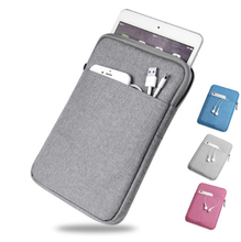 حقيبة تابلت مقاومة للصدمات حقيبة الكتاب الإلكتروني للجنسين بطانة غطاء للأكمام ل Kobo Forma Aura ONE Limited Edition For Tesla Logos