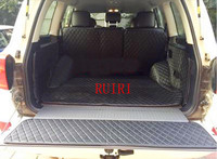 Newly & Free shipping! Special trunk mats for Lexus LX 450d 5 seats 2018 2014 durable cargo liner boot carpets for LX450d 2016