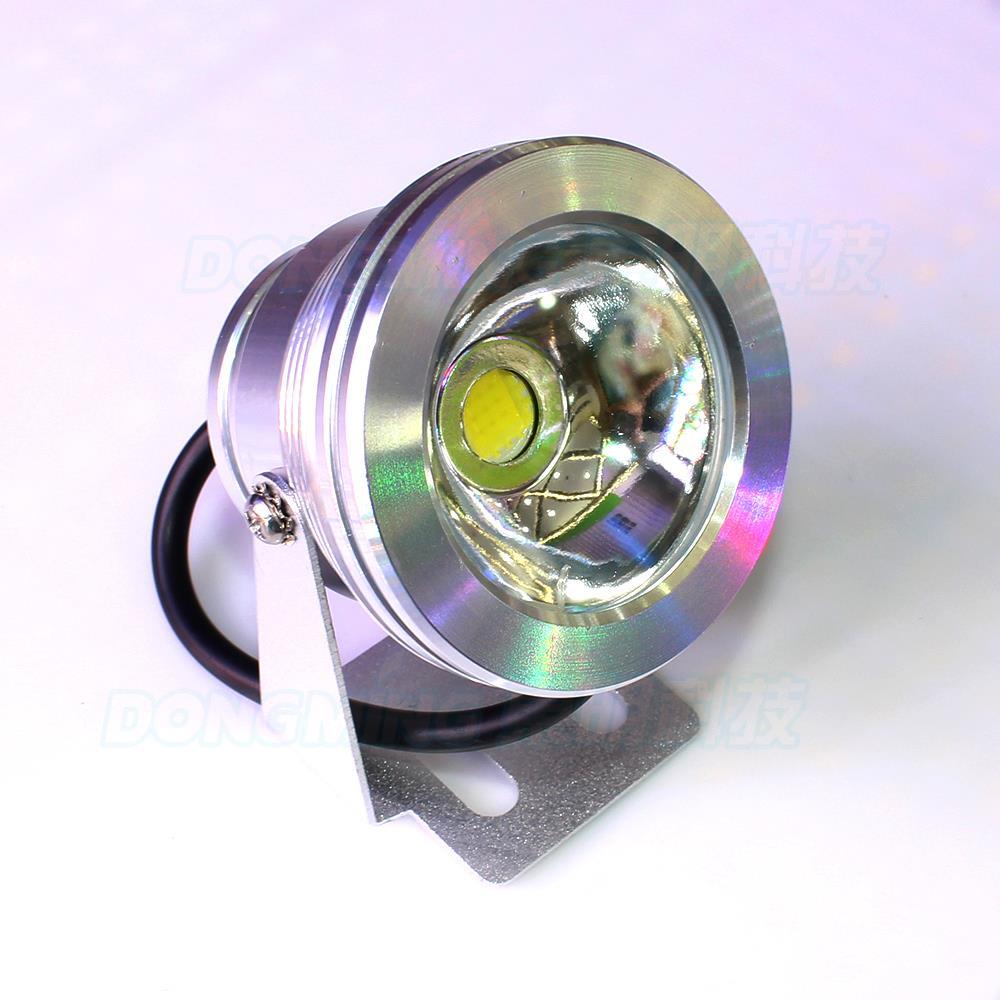 Lights & Lighting Black Cover Ac85-265v Flat Lens Led Underwater Light Rgb Underwater Led Lamp Ip68 10w Pool Led Flashlight Street Price