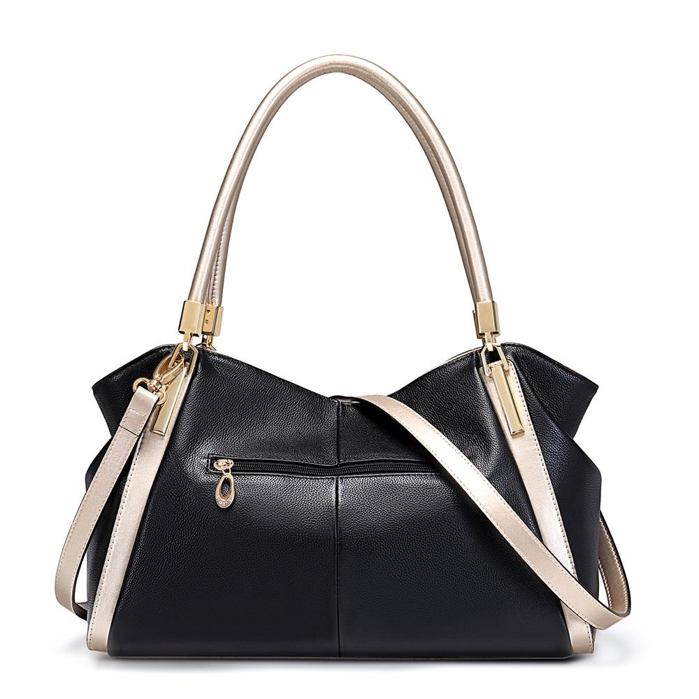 FOXER marka dizaynı Qadın yumşaq orijinal dəri çantaları - Çantalar - Fotoqrafiya 2