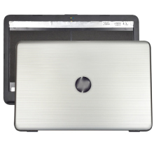 Genuine For HP 17-X 17-Y 17X 17Y LCD Back A Cover + Front Bezel Laptop Screen B cover 856586-001 856592-001 856597-001