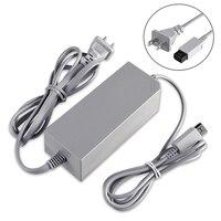 50pcs US plug 100 240V DC 12V 3.7A home power AC adapter for Nintendo W i i host