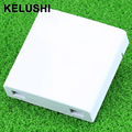 KELUSHI FTTH panel fiber optic terminal junction box 86 information panels 86 Desktop Box 10pcs/lots Special wholesale