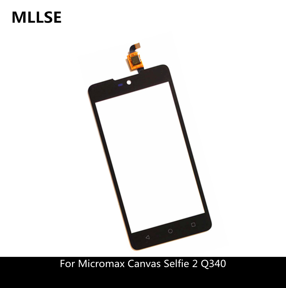 Replacement Touchscreen Sensor For Micromax Canvas Selfie
