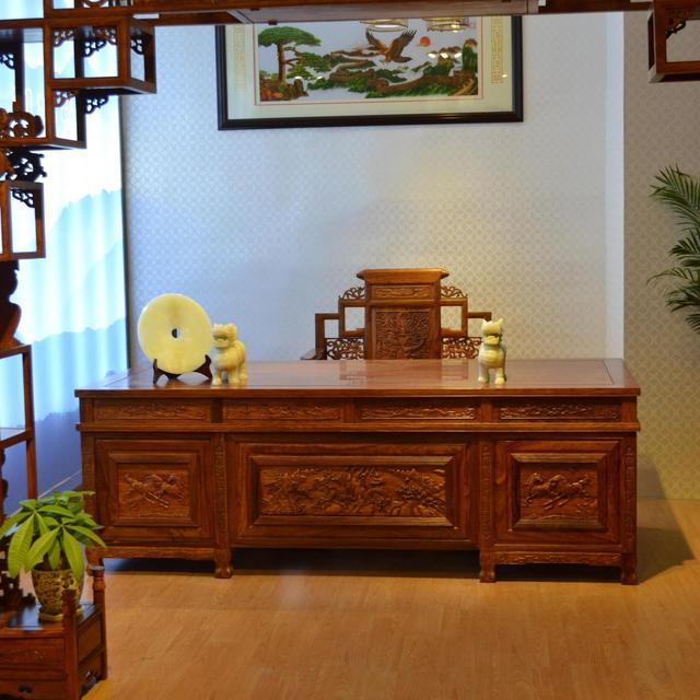 Afrikanische Möbel chinesischen ming und qing lobby schreibtisch studie möbel